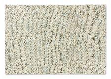 Bild: ASTRA Flachgewebeteppich - Imola Streifen (Aqua; 150 x 80 cm)