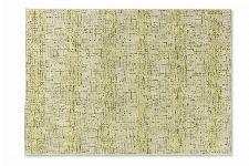 Bild: ASTRA Flachgewebeteppich - Imola Streifen (Grün; 150 x 80 cm)