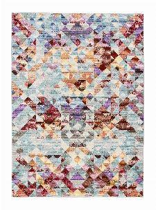 Bild: Schöner Wohnen Flachgewebe Teppich Shining - Mosaik (200 x 140 cm)