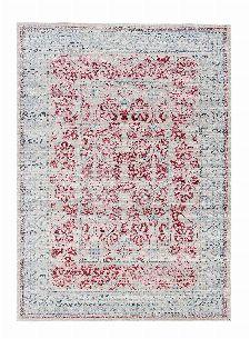 Bild: Schöner Wohnen Flachgewebe Teppich Shining - Floralmuster (200 x 140 cm)