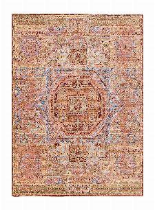 Bild: Schöner Wohnen Flachgewebe Teppich Shining - Orient Design (200 x 140 cm)
