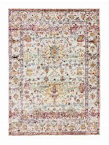 Bild: Schöner Wohnen Flachgewebe Teppich Shining - Orient Bordüre