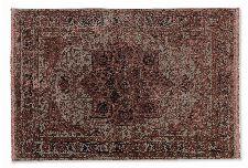 Bild: SCHÖNER WOHNEN Designteppich - Velvet Orient (Altrosa; 230 x 160 cm)
