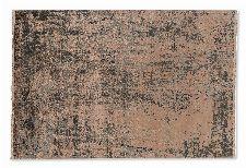 Bild: SCHÖNER WOHNEN Designteppich - Velvet Vintage (Rosagold; 150 x 80 cm)