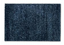 Bild: SCHÖNER WOHNEN Hochflorteppich - Joy Meliert (Navy; 230 x 160 cm)