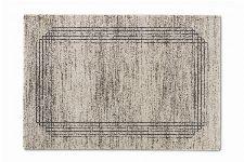 Bild: ASTRA Hochflorteppich - Savona Bordüre (Beige/Anthrazit; 290 x 200 cm)