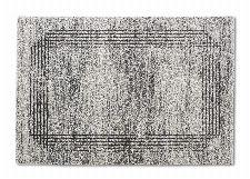 Bild: ASTRA Hochflorteppich - Savona Bordüre (Creme/Anthrazit; 190 x 133 cm)
