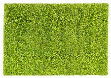 Bild: Astra Hochflor Teppich Matera (Grün; 130 x 67 cm)