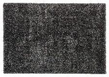Bild: Astra Hochflor Teppich Matera (Anthrazit; 130 x 67 cm)