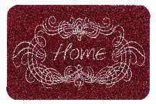 Bild: ASTRA Türmatte - Basic Home (Rot)