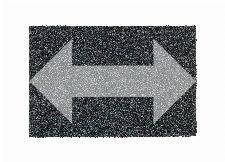 Bild: ASTRA Schmutzfangmatte Brush Line - individuelle Länge (Anthrazit; 100 cm)