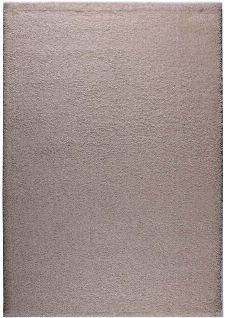 Bild: Teppich Shaggy Basic 170 - Creme
