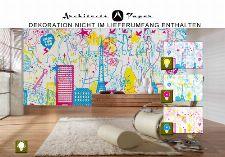 Bild: AP Digital - Music City - 150g Vlies (3 x 2.5 m)