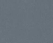 Bild: Haute Couture 3 Ornamenttapete - 290663 (Blau)